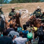 Estados Unidos deja de usar caballos para patrullar el cruce de haitianos en frontera