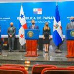 Presidentes de RD, Costa Rica y Panamá piden a EE.UU. más apoyo en crisis haitiana
